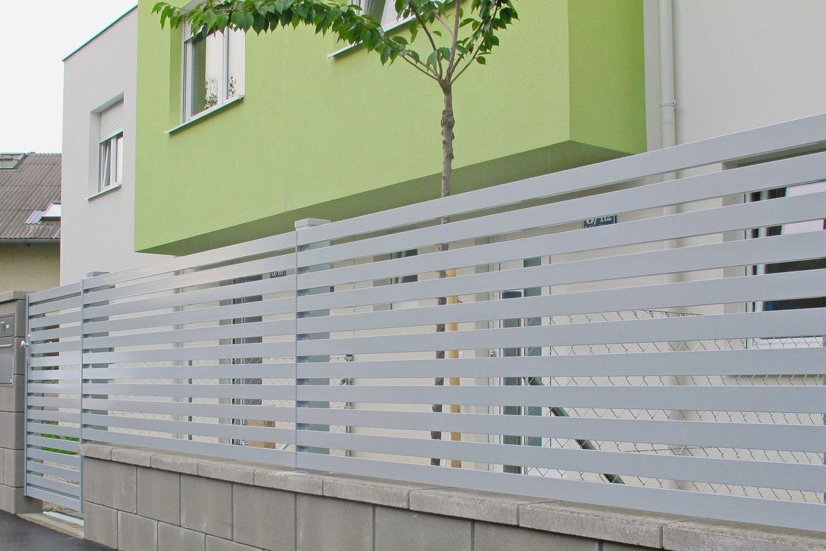 Clôture aluminium > FRONTLINE