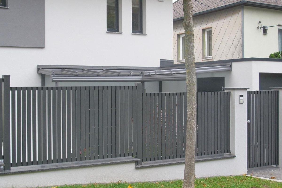 Clôtures aluminium > FRONTLINE
