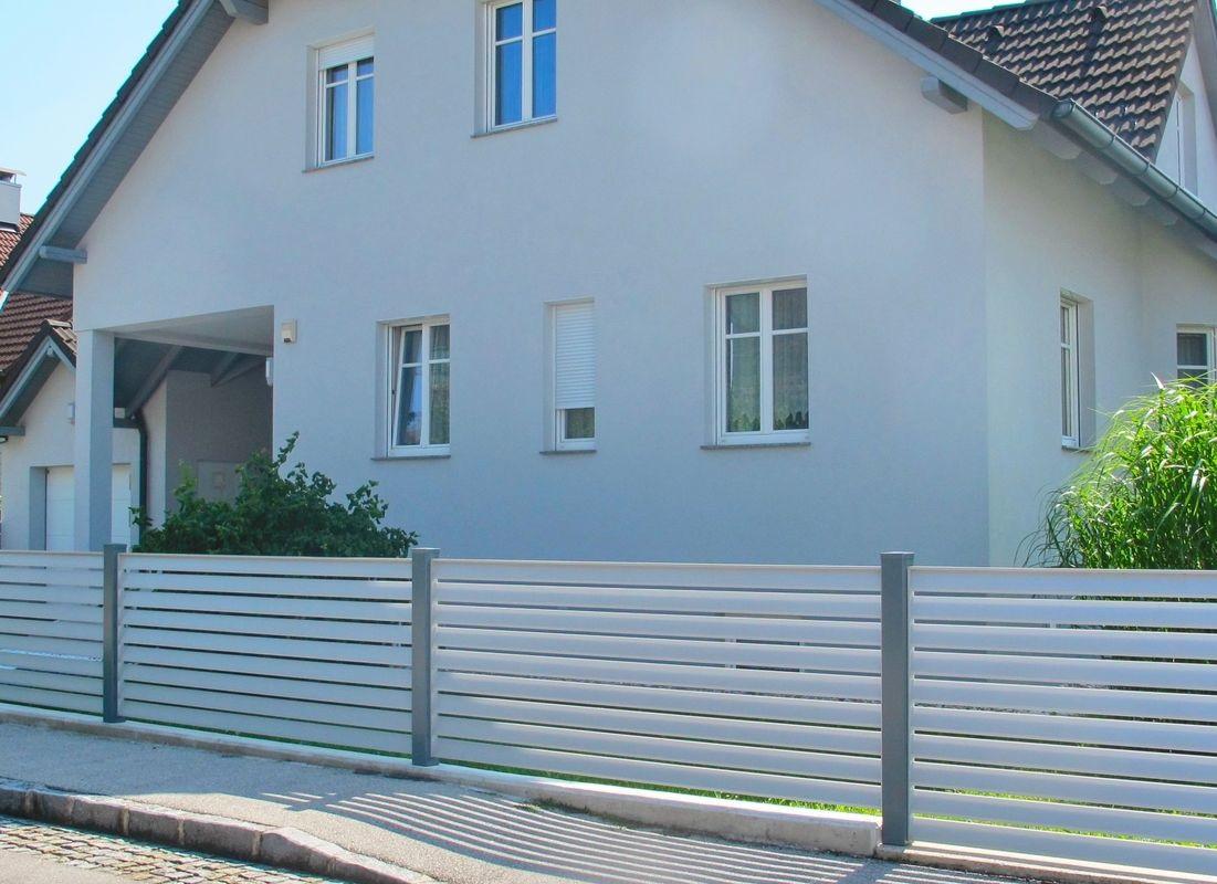 Clôture aluminium > LAMELLO