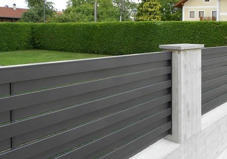 Clôtures aluminium > LISTELLO