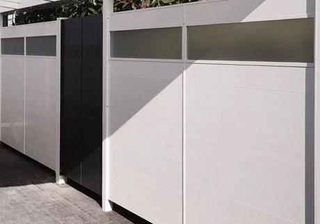 Clôtures aluminium > REMPLISSAGE LATTES