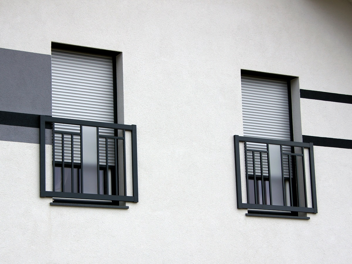 Garde corps aluminium ou vitré > Barreaux