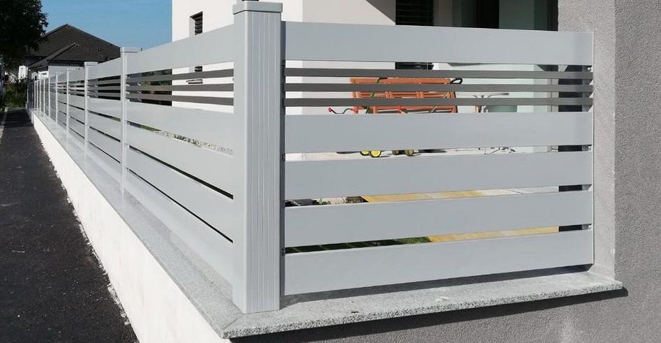 modèle Garde corps aluminium ou vitré photo n°5/5