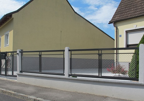 Clôtures aluminium > KRIPP