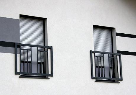 Photo n°3/3 : Garde-corps pour fenêtre