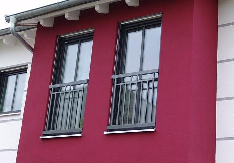 Photo n°2/3 : Garde-corps pour fenêtre