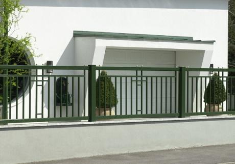 Clôtures aluminium > BARREAUX