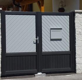 Photo n°3/3 : Intégration de boîtes aux lettres