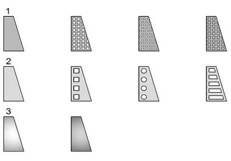 Clôtures aluminium > TRAP